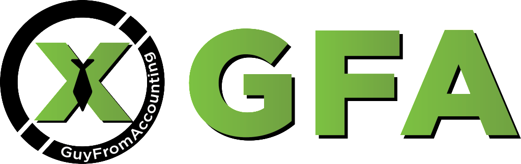 GFA Logo - Guy From Accounting
